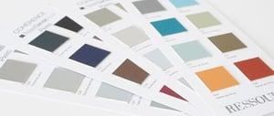2 couches de peinture haut de gamme de marque Ressource