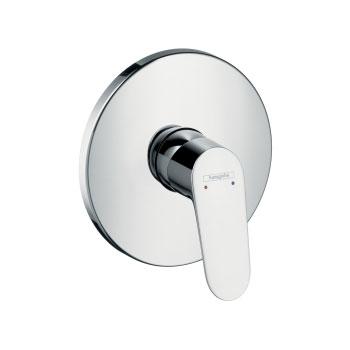 set de finition pour mitigeur douche encastré