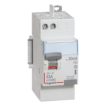 Interrupteur différentiel Legrand 63A type AC