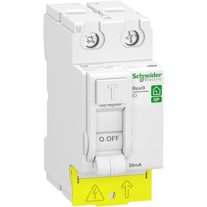 Interrupteur différentiel Schneider 63A type AC