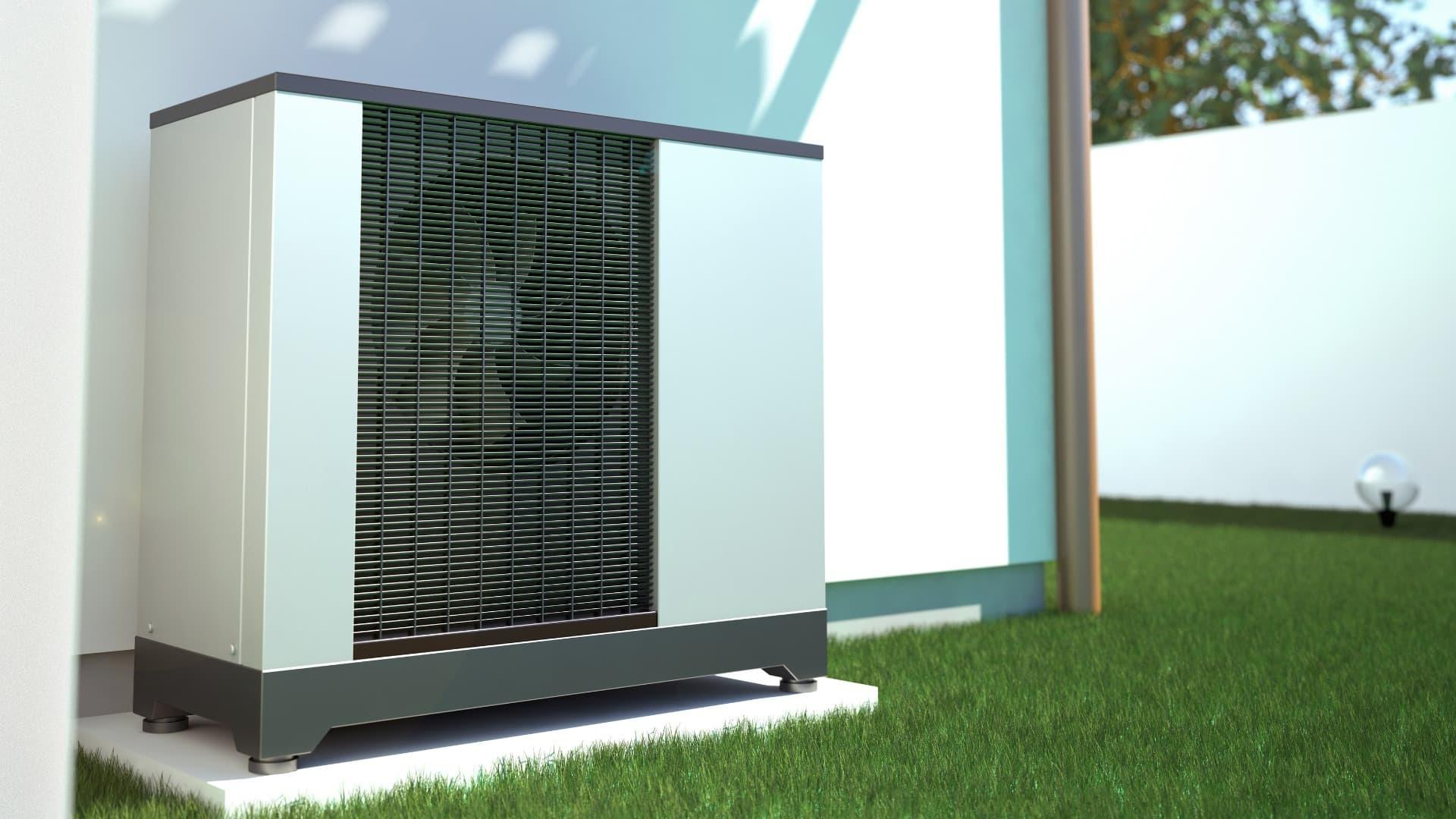 Contrat d'entretien de pompe à chaleur air/eau