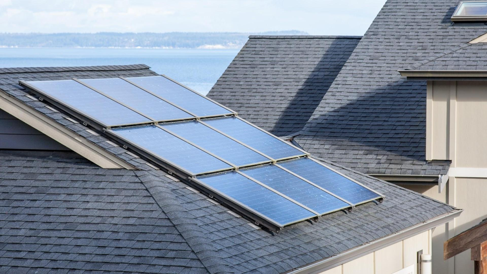 Dépannage d'une installation solaire