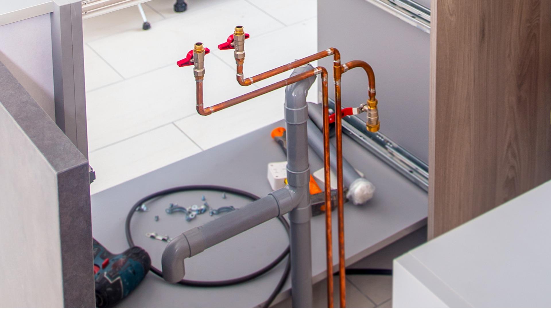 Peinture Pour Lave Vaisselle installation / déplacement d'arrivée et d'évacuation d'eau pour  électroménager et évier