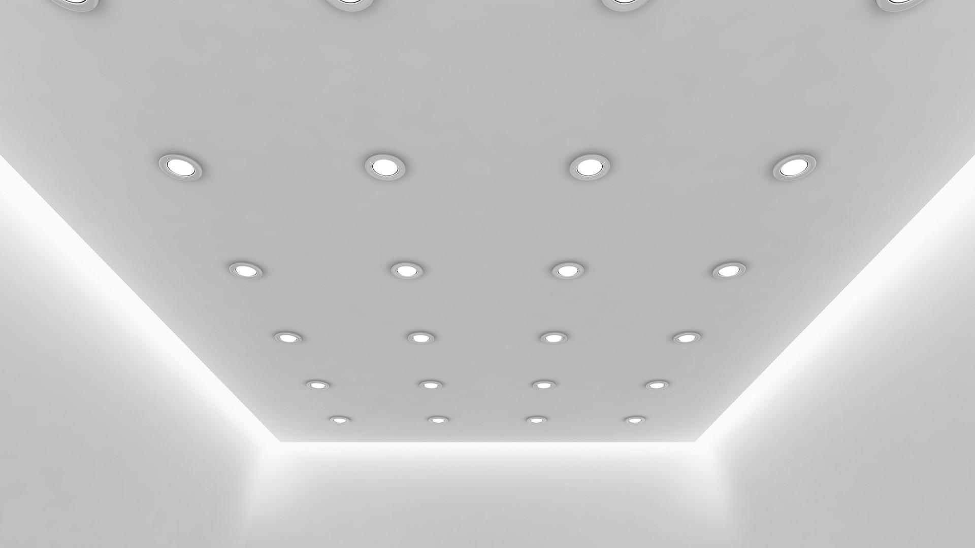Pose ou dépose de faux plafond