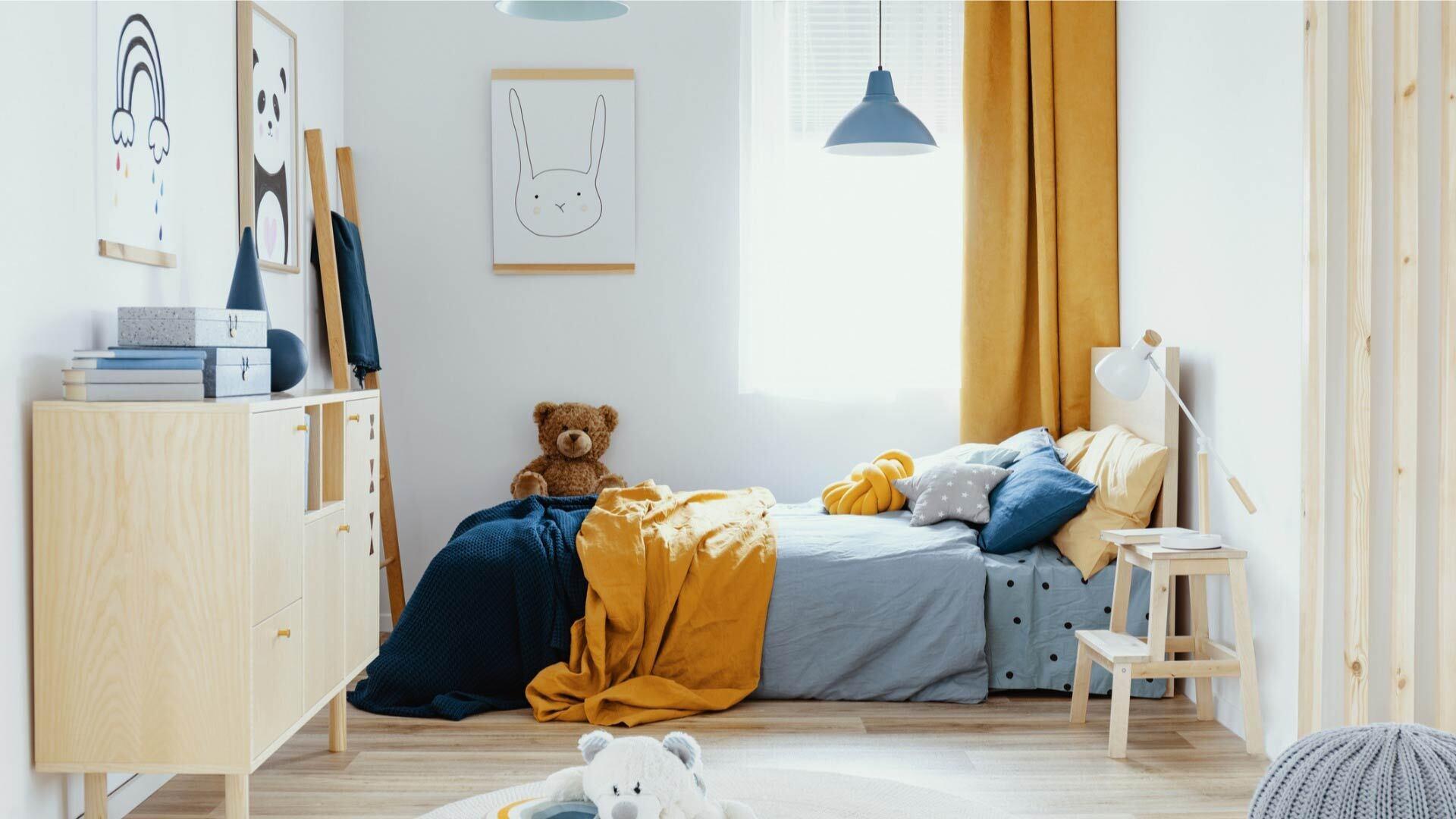 Fourniture et pose de revêtement de sol pour une chambre