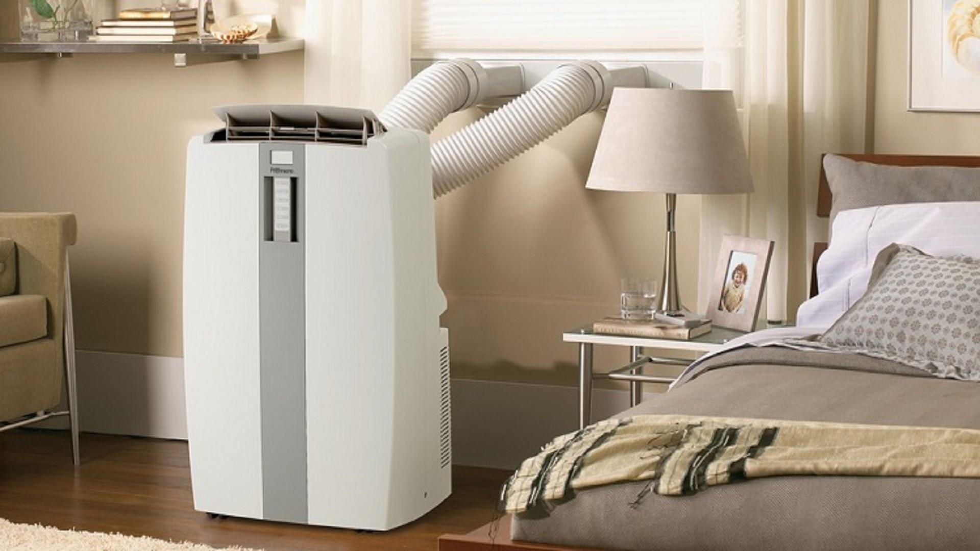 installation d 39 un climatiseur mobile devis et prix. Black Bedroom Furniture Sets. Home Design Ideas