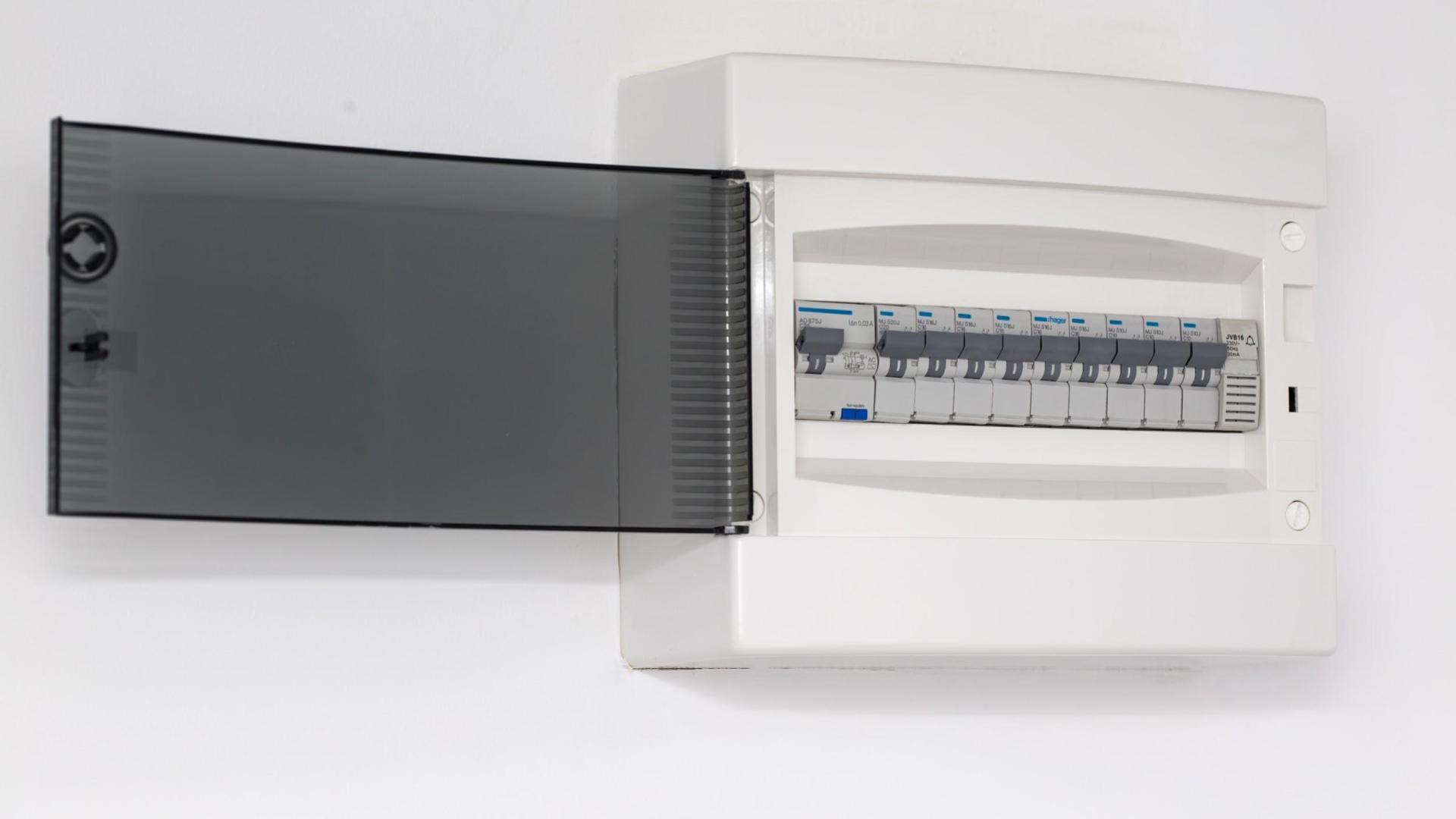 Mise aux normes de l'installation électrique