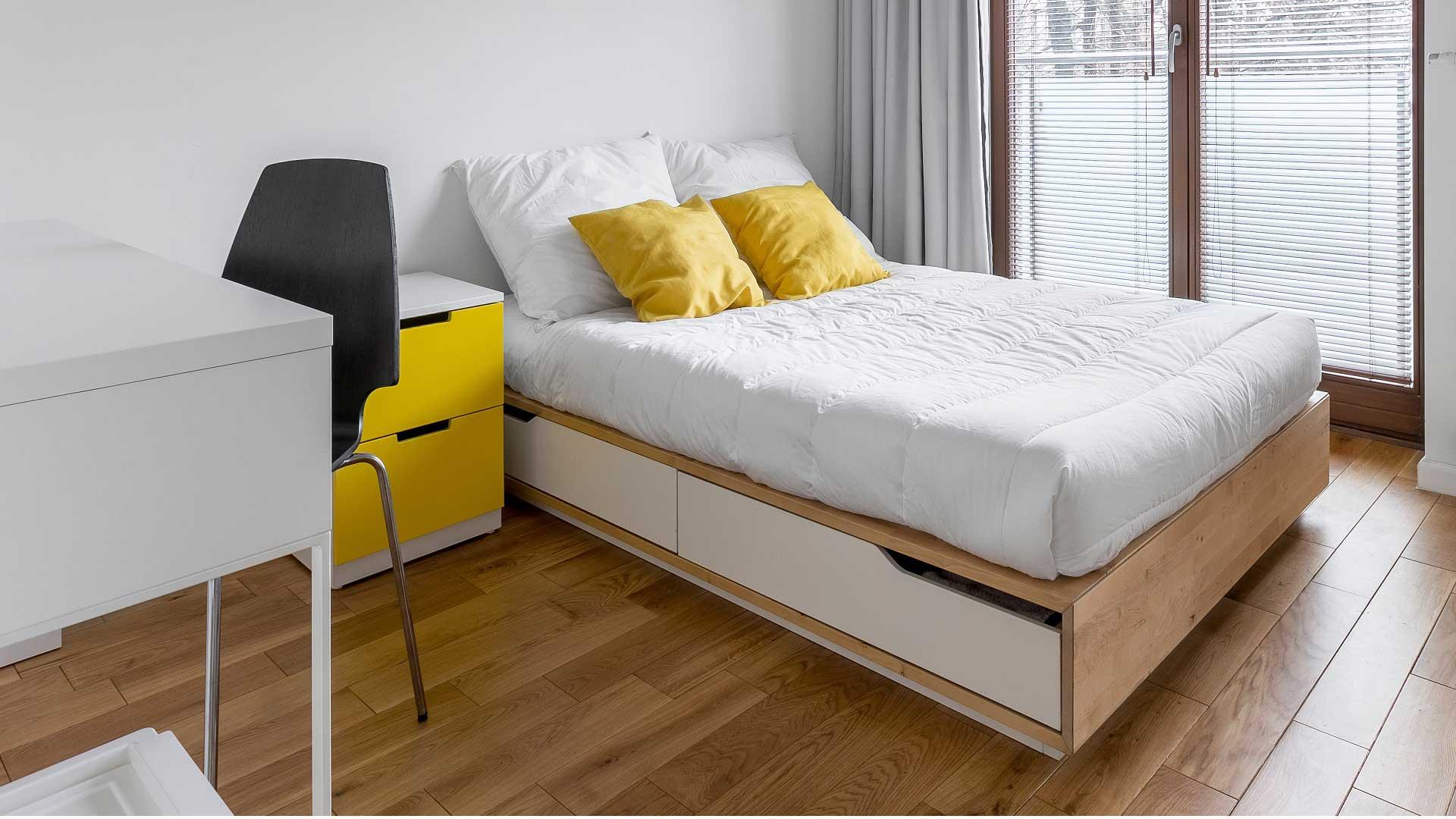 Montage de lit