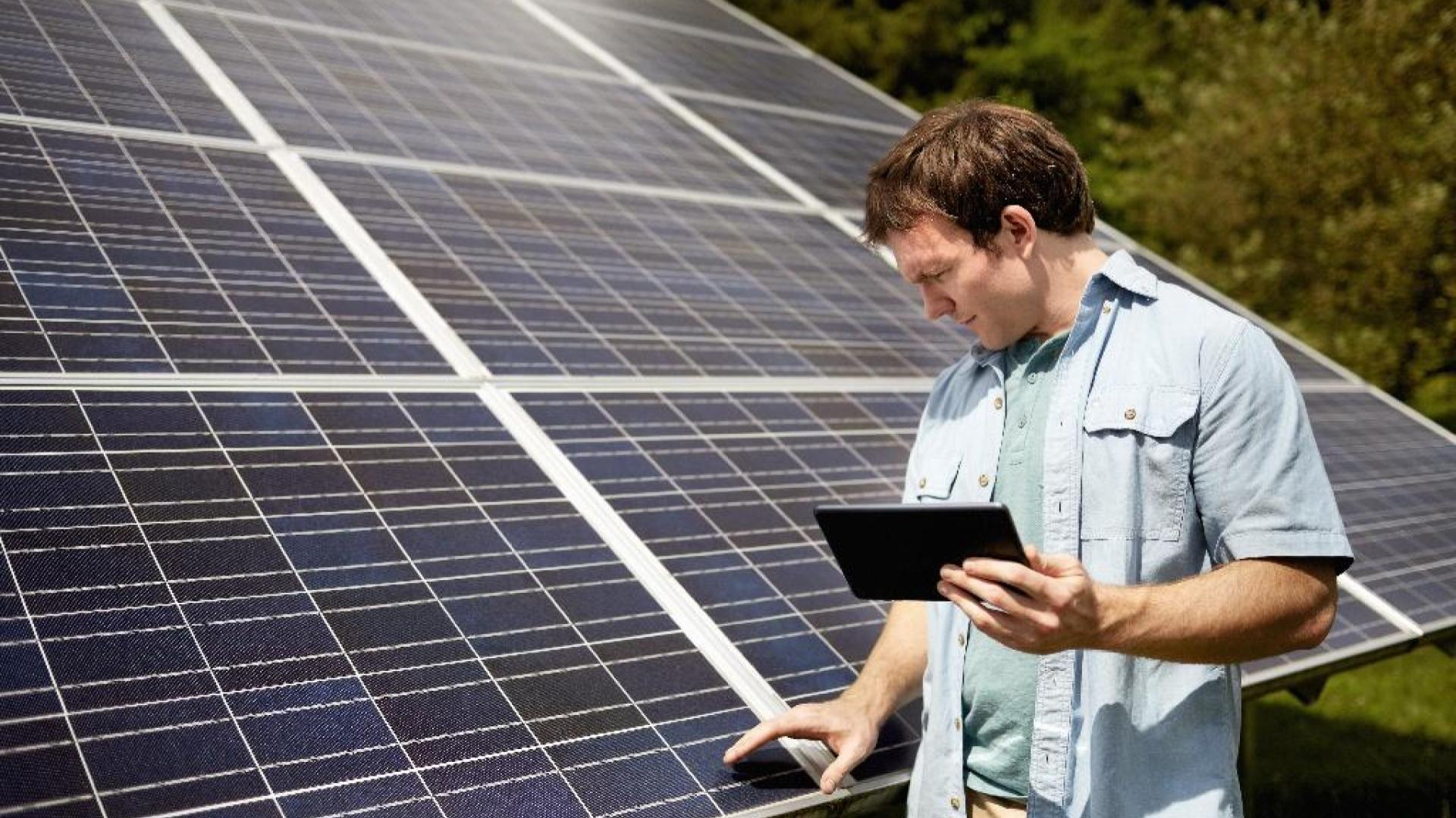 Obtention d'une attestation sur l'honneur - installation solaire