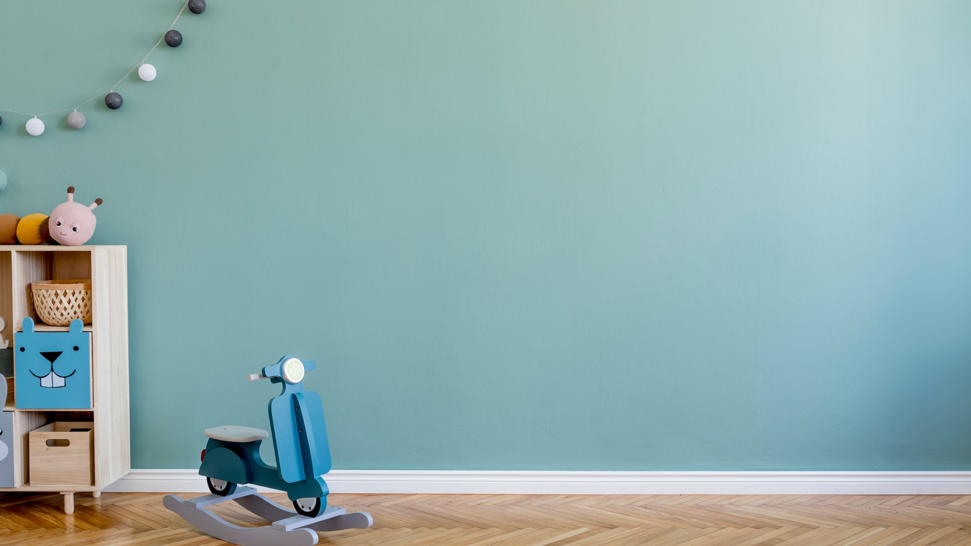 Peinture d'une chambre