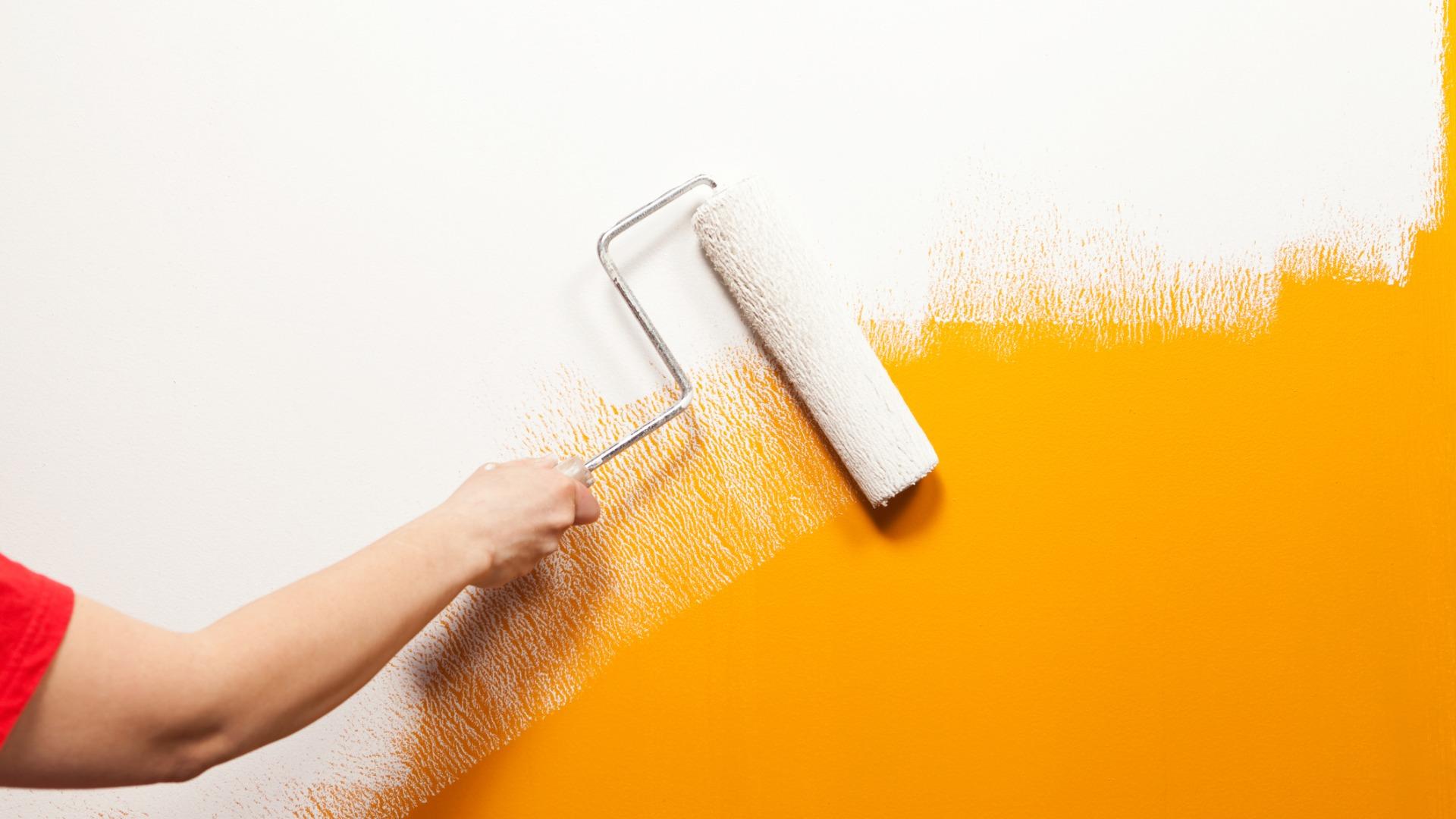Peinture de murs intérieurs