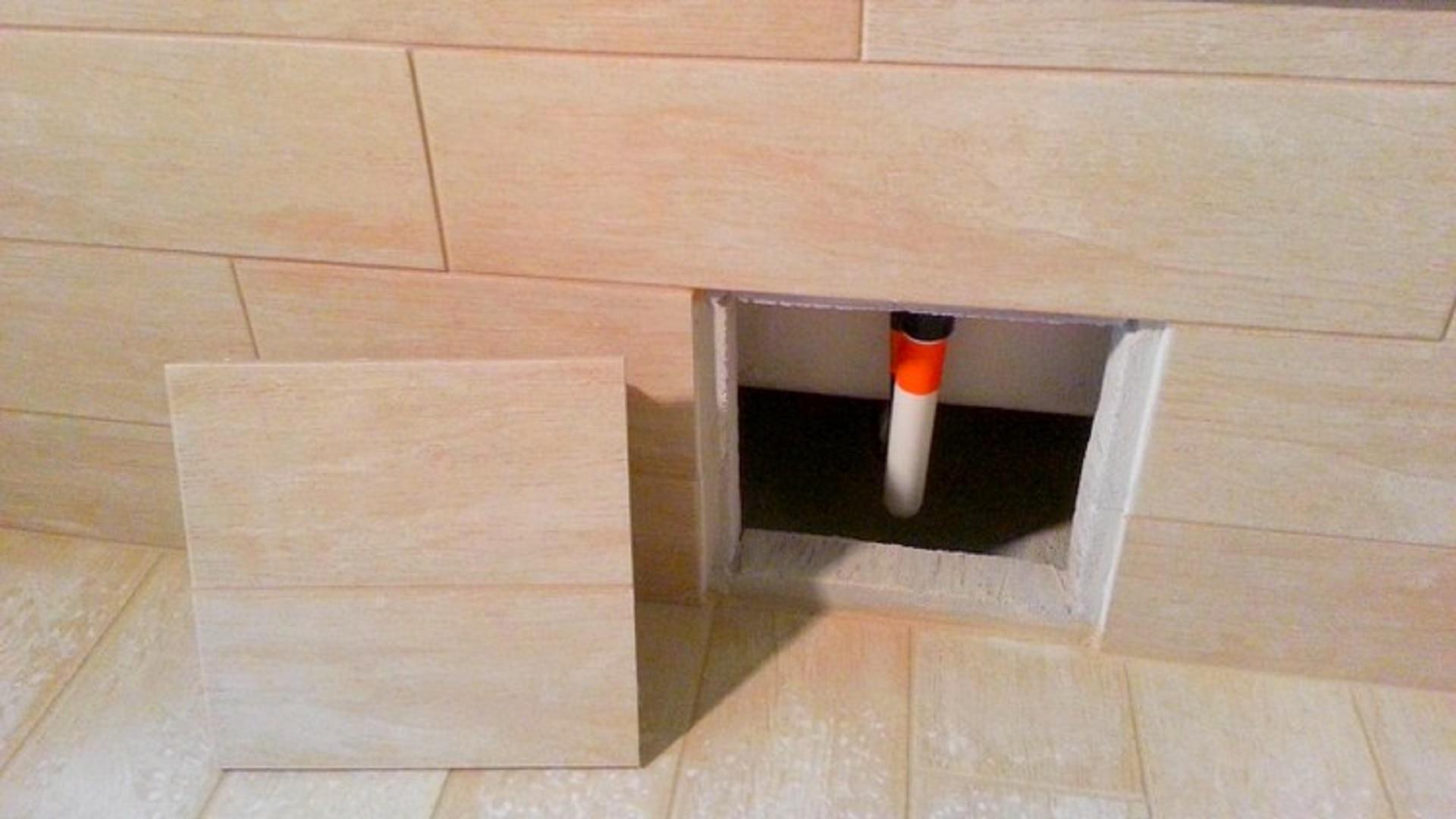 pose d 39 une trappe de visite devis et prix propos s par. Black Bedroom Furniture Sets. Home Design Ideas
