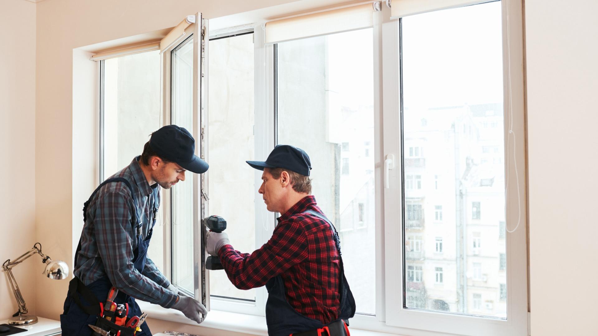 Fourniture et pose de fenêtre et porte-fenêtre