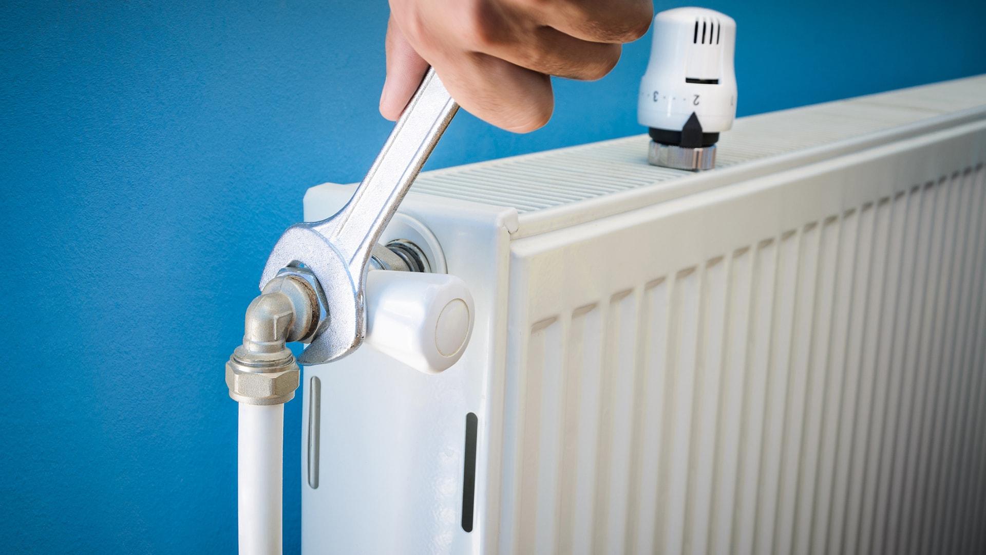 Purge et contrôle des radiateurs