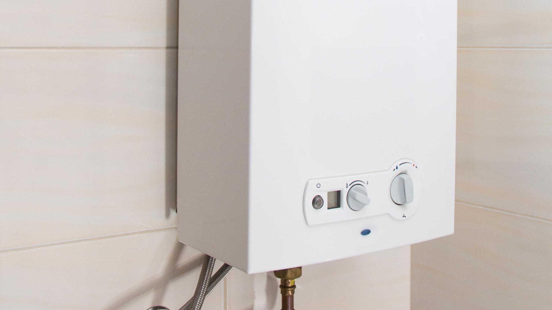 Remplacement de chauffe-eau à gaz